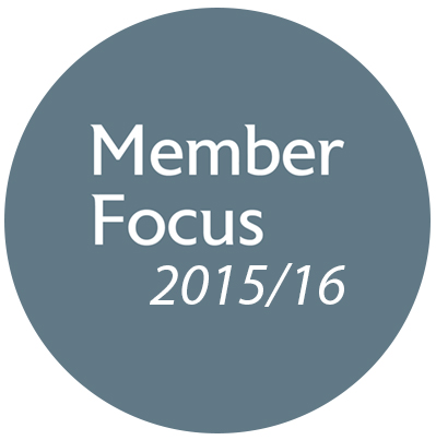 Member Focus 2015 to 2016