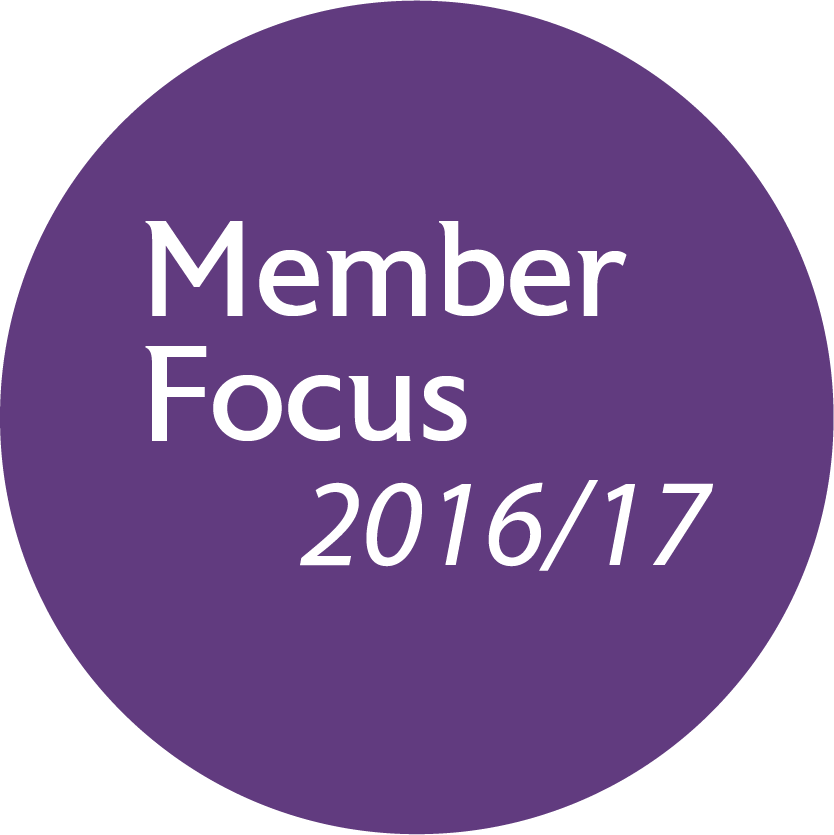 Member Focus 2016 to 2017